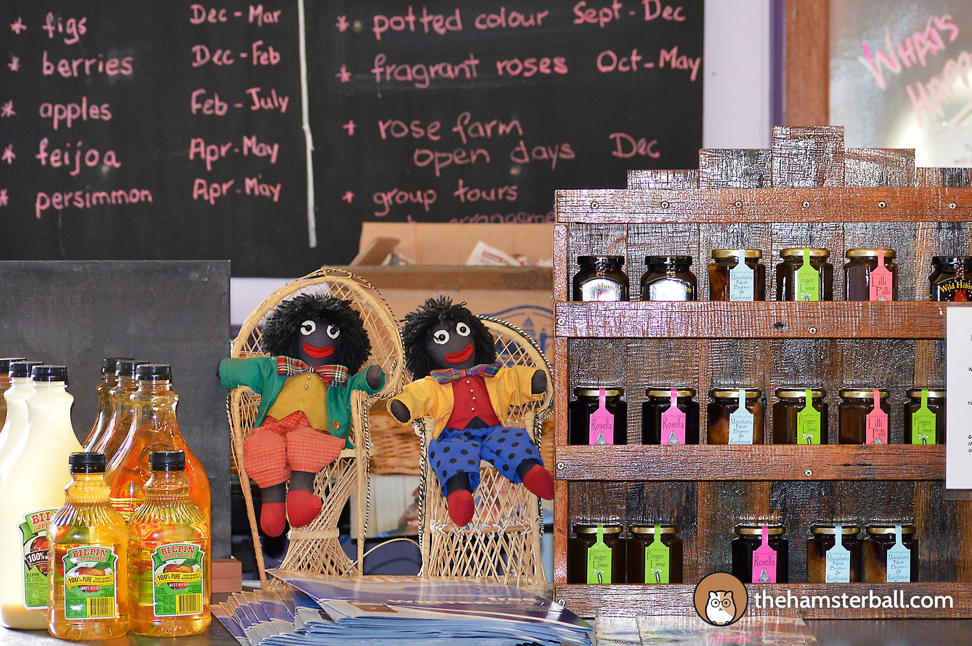 Tutti Fruitti, Tea, Homemade Jam, Puppets, Bilpin, Blue Mountains, Australia