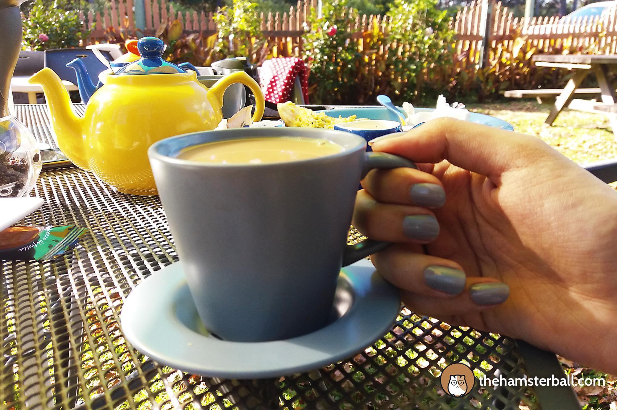 Tea, Bilpin, Blue Mountains, Australia