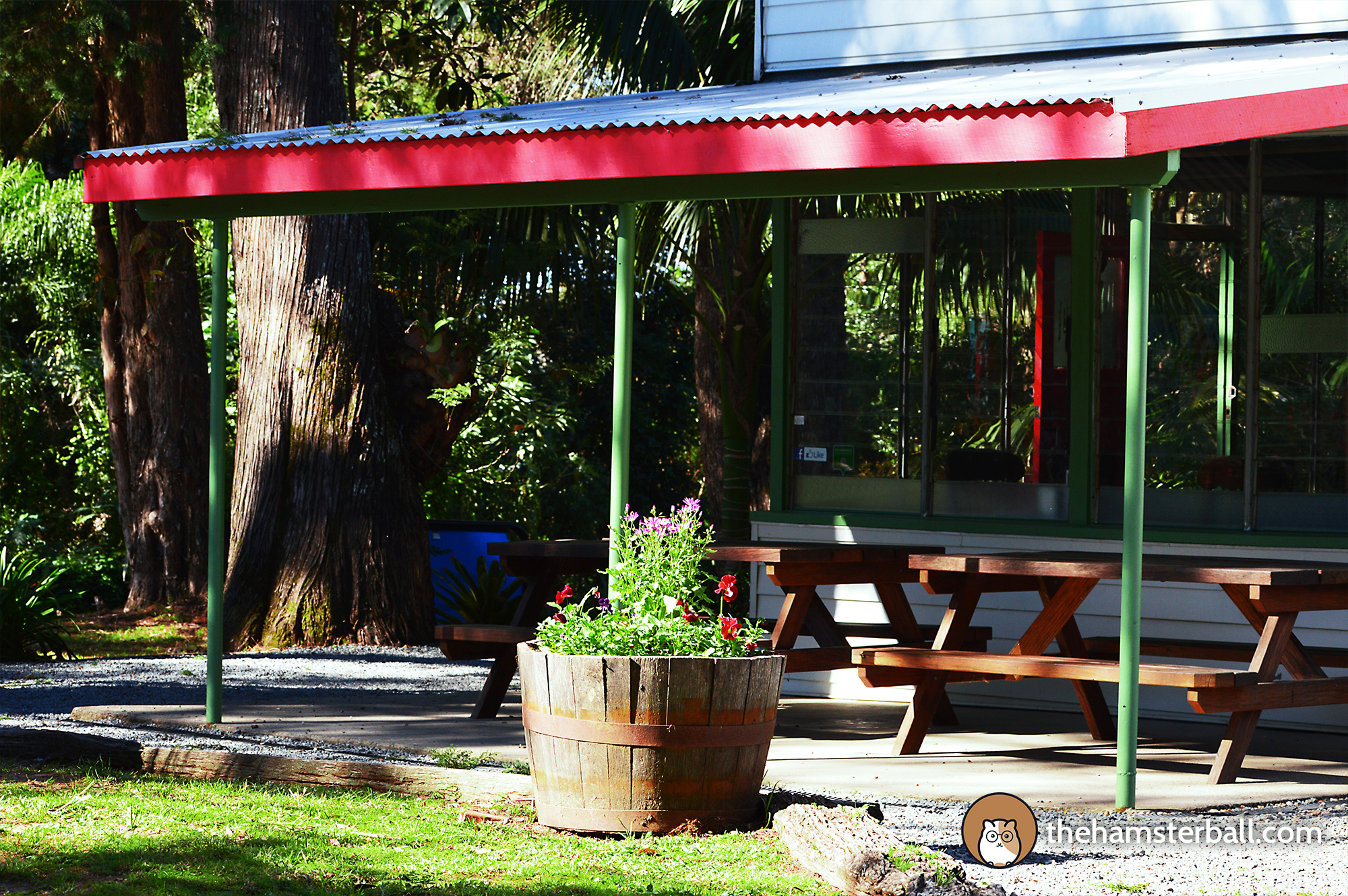 The Fudge Shop, Springbrook, Eco Sensitive, environment