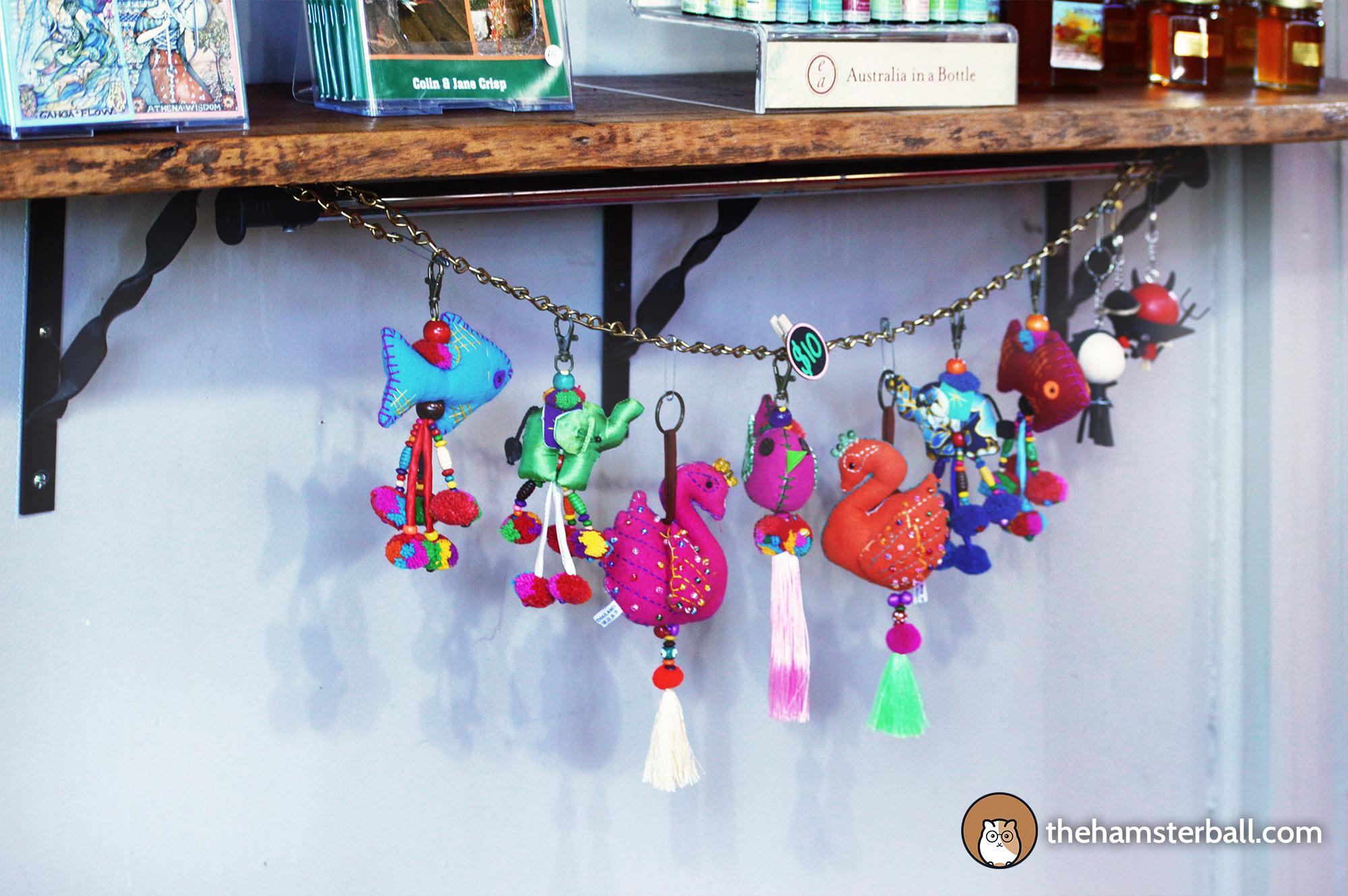 The Fudge Shop, Springbrook, Souvenirs, environment