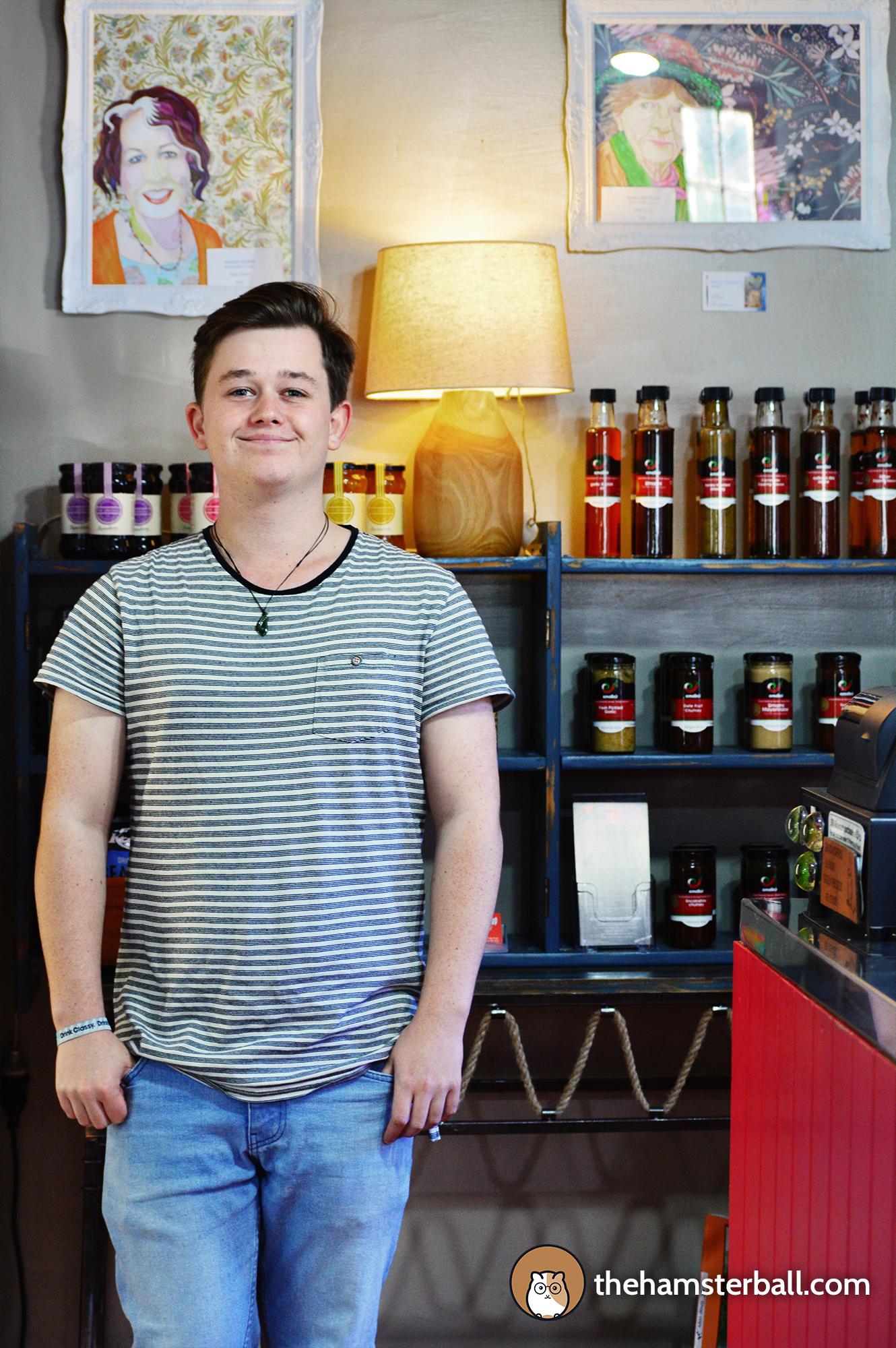 The Fudge Shop, Springbrook, Eco Sensitive, environment, colors, hosts,